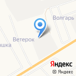 Рифей на карте Альметьевска
