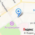 Альфа-банк на карте Альметьевска