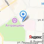 Профессиональная аптека на карте Альметьевска