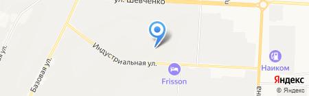Рыба на карте Альметьевска
