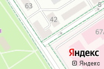 Схема проезда до компании Профессиональная аптека в Альметьевске