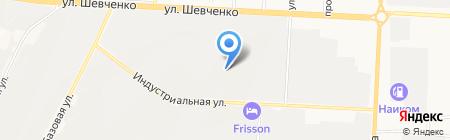 Реал на карте Альметьевска