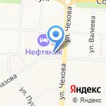 Булгарнефть на карте Альметьевска