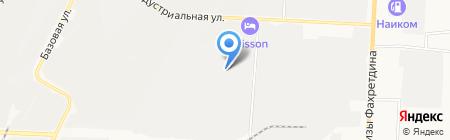 ЧАЙКАСЕРВИС на карте Альметьевска