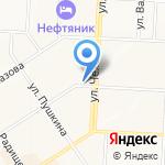 Exist на карте Альметьевска