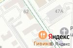 Схема проезда до компании Lorena кухни в Альметьевске