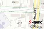Схема проезда до компании Мечта в Альметьевске