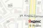 Схема проезда до компании Exist в Альметьевске