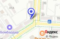 Схема проезда до компании МАГАЗИН ПРОДУКТЫ в Альметьевске