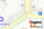 Схема проезда до компании Оптика плюс в Альметьевске