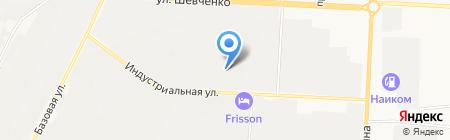 Арина на карте Альметьевска