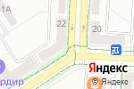Схема проезда до компании Библиотека №2 в Альметьевске