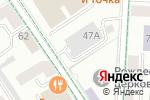 Схема проезда до компании МойДоДыр в Альметьевске