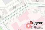 Схема проезда до компании Татнефть в Альметьевске