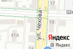 Схема проезда до компании Эдаль в Альметьевске