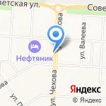 Городская независимая экспертиза на карте Альметьевска