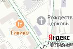Схема проезда до компании Церковная лавка в Альметьевске