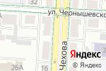 Схема проезда до компании Семейная аптека в Альметьевске