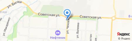 Аудит+пожарная безопасность на карте Альметьевска