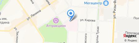 Региональный медицинский диагностический центр на карте Альметьевска
