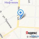 Рем-сервис NK на карте Альметьевска