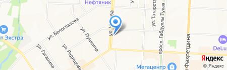 ФИНАНСОВАЯ ЗАЩИТА на карте Альметьевска