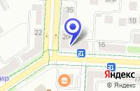 Схема проезда до компании МАГАЗИН ЦВЕТЫ в Альметьевске