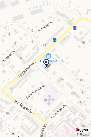 МЕНДЕЛЕЕВСКИЕ ЭЛЕКТРИЧЕСКИЕ СЕТИ на карте Менделеевска