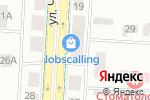 Схема проезда до компании Ленинский пассаж в Альметьевске