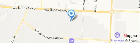 Пир на карте Альметьевска