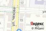 Схема проезда до компании А-МИКС в Альметьевске