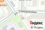 Схема проезда до компании ДЮСШ по шахматам в Альметьевске