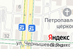 Схема проезда до компании Бункер в Альметьевске