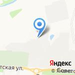 Северная на карте Альметьевска