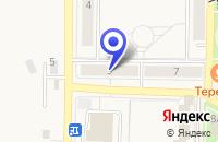 Схема проезда до компании МАГАЗИН ПРОДУКТЫ в Менделеевске