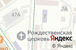 Схема проезда до компании Электроцентр в Альметьевске