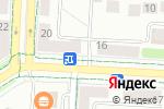 Схема проезда до компании Tele2 в Альметьевске