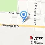 Росинкас на карте Альметьевска