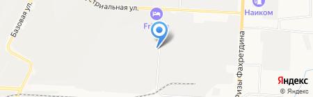СТРАЖ на карте Альметьевска