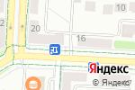 Схема проезда до компании Сеть цветочных салонов в Альметьевске