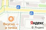 Схема проезда до компании Банкомат, Тимер банк, ПАО в Альметьевске