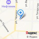 ТатАСУ на карте Альметьевска