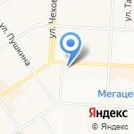 Центр керамической плитки на карте Альметьевска