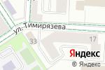 Схема проезда до компании Viardo в Альметьевске