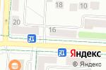 Схема проезда до компании АК Барс банк, ПАО в Альметьевске