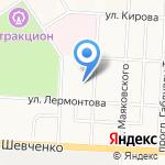 Центр гигиены и эпидемиологии в Республике Татарстан в Альметьевском на карте Альметьевска