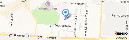 Центр гигиены и эпидемиологии в Республике Татарстан в Альметьевском Заинском на карте Альметьевска