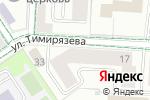 Схема проезда до компании Энергострой в Альметьевске