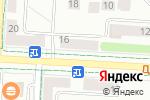 Схема проезда до компании Совкомбанк, ПАО в Альметьевске