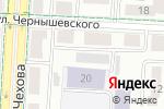 Схема проезда до компании BIGimoto в Альметьевске